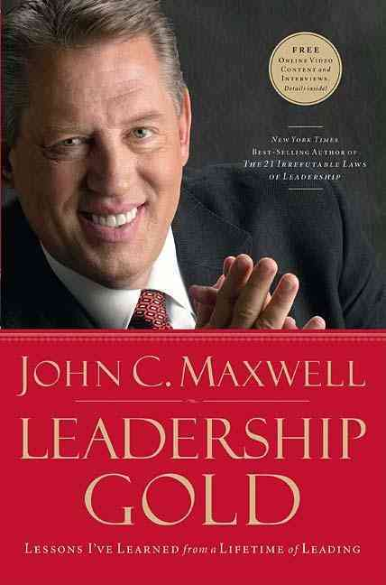 Leadership Gold By Maxwell, John C.