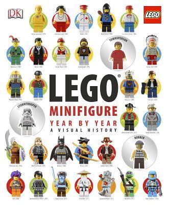 LEGO Minifigure Year by Year By Farshtey, Gregory/ Lipkowitz, Daniel